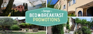 Bed and Breakfast Promotions