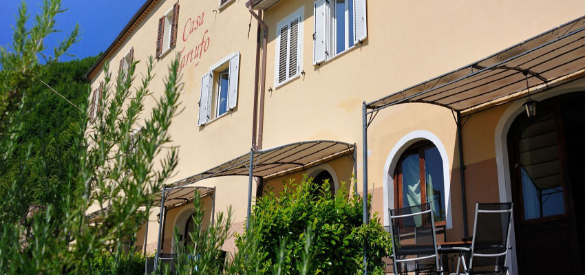 Casa Tartufo_Le Marche