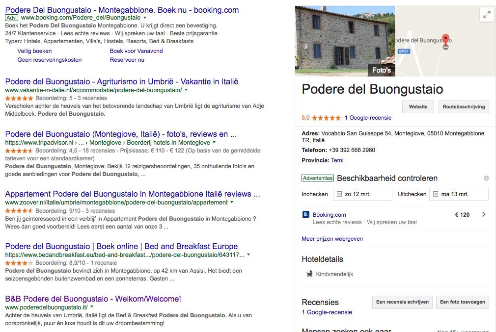 Podere_genereer links
