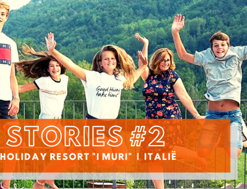 BnB Stories | I Muri | Piemonte (Italië) | Deel 1
